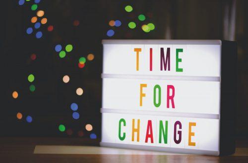 changement et sens au travail